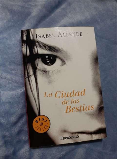 Libro La Ciudad de las bestias Isabel Allende