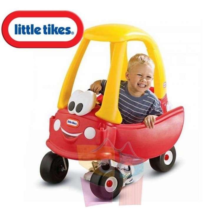 Autito Cozy Coupe Little Tikes - 0