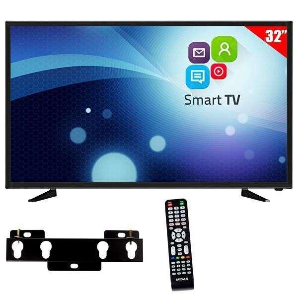 Smart TV LED de 32 Midas HD con Wifi - 1