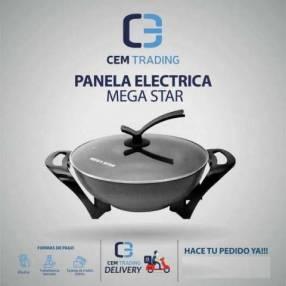 Olla Eléctrica Mega Star