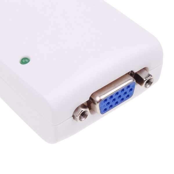 Adaptador VGA a USB 2.0 - 2