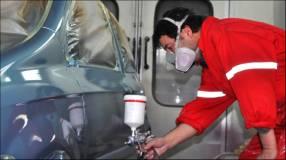 Servicio de pulida encerado pintura y lavado profesional