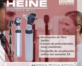 Otoscopio K-180 F.O Heine