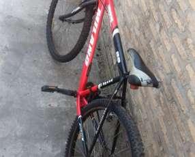 Bicicleta milano action