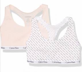Tops de algodón Calvin Klein -