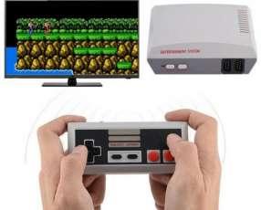 Consola Mini Game Anniversary Edition con 620 Juegos Clásico