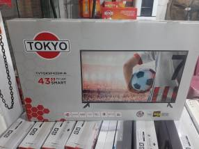 Smart tv tokyo full HD 43 pulgadas