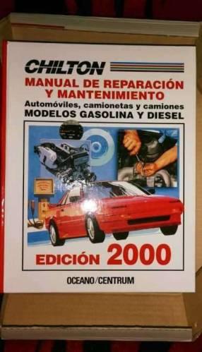 Manual de reparación y mantenimiento Chilton
