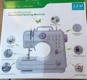 Máquina de coser Luo
