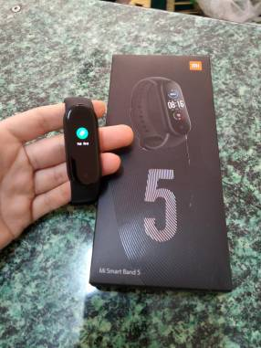 Xiaomi Mi Band 5 nuevo en caja