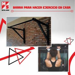 Barra para hacer ejercicio