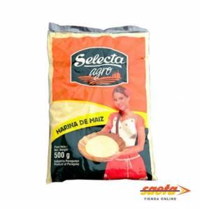 Harina de maíz Selecta 500 gramos