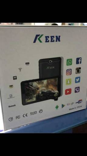 Tablet Keen a chip nuevo