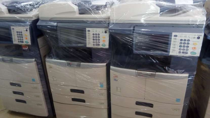 Fotocopiadoras Toshiba para comercio - 0