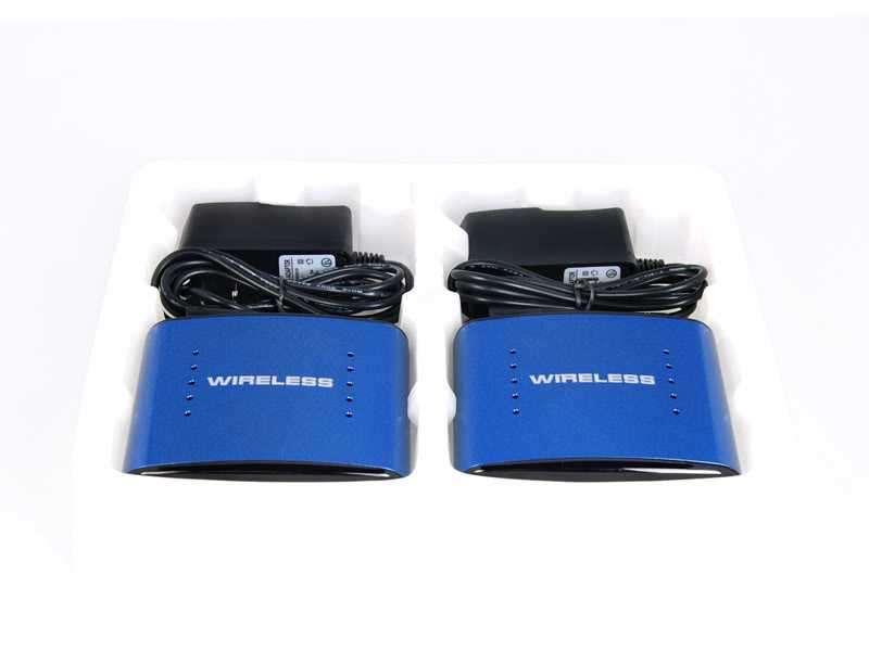 Wireless Av Transmisor, Receptor De Video y Audio RCA - 2