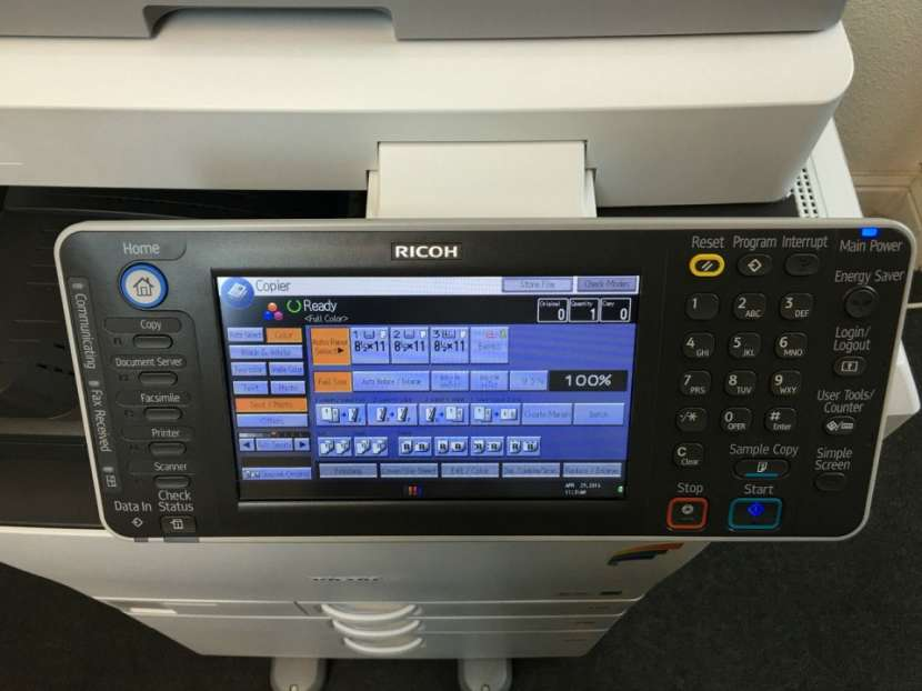 Máquinas fotocopiadoras impresoras láser - 4