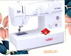 Máquina de coser familiar Willpex Family WP3004