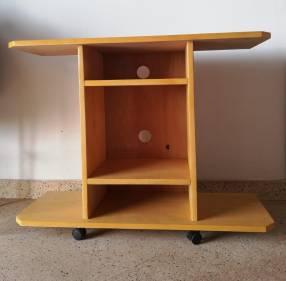 Porta TV de madera
