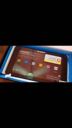 Tablet Hyundai sólo a wifi