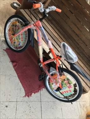 """Bicicleta Caloi aros 20"""""""