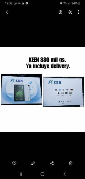 Tablet Keen