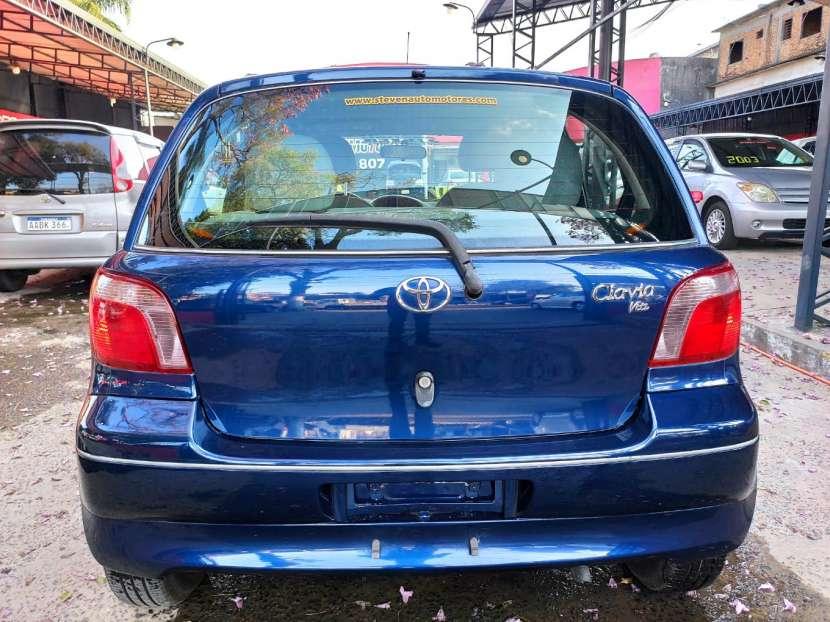 Toyota Vitz Clavia 1999 - 3