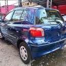 Toyota Vitz Clavia 1999 - 4