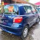 Toyota Vitz Clavia 1999 - 5
