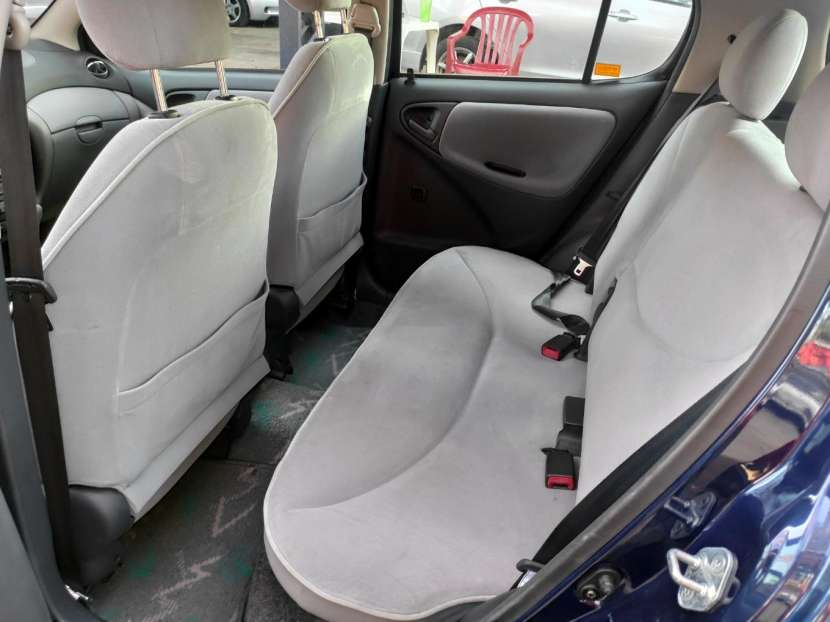 Toyota Vitz Clavia 1999 - 8