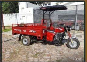 Moto Carro kenton (Con Techo )