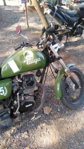 Moto Taiga Victory 35 2018