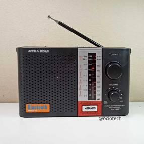 Radio am fm 4 bandas