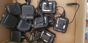 Micrófono con parlantes Motorola