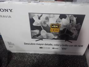 Tv Smart Sony bravía UHD 554k