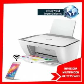 Impresora Multifunción HP Deskjet 2775 Wifi