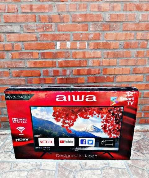 Smart tv HD Aiwa 32 pulgadas - 0