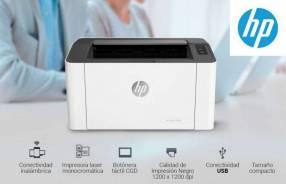 Impresora HP láser 107W