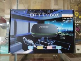 TV Box R69 con Android TV