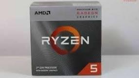 Procesador AMD AM4 RYZEN 5 3400G