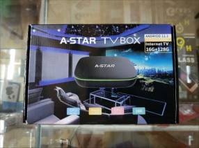 TV Box A-Star con Android TV
