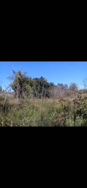Terreno titulado 9495 m2 en Ytu Caacupé
