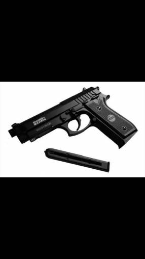 Pistola a co2