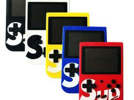 Mini consola portátil Sup con 400 juegos - 2