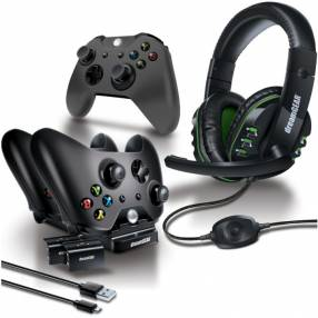 Kit gamer Dream Gear + 8 accesorios