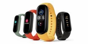 Xiaomi smartwatch Mi band 5