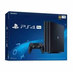 Consola Sony PlayStation 4 Pro 4K 7215B 1TB