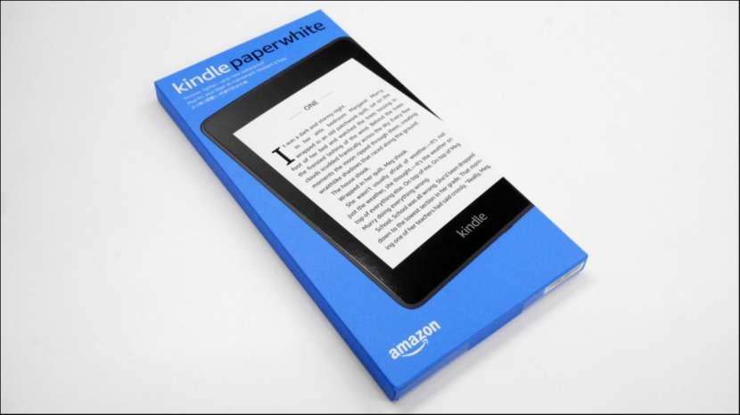 Libro electrónico Amazon Kindle Paperwhite 6 pulgadas wifi 32 gb - 0