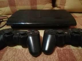 PS3 súper slim 500 gb