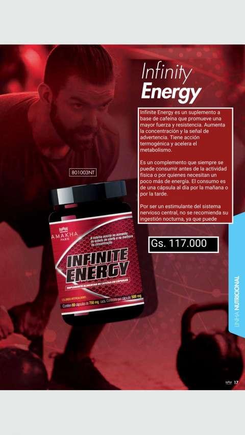 Infinity Energy Amakha Paris