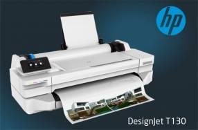 Impresora HP DesignJet T130 de 24 pulgadas